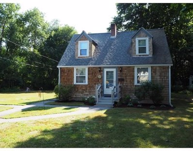 528 Fall River Ave, Seekonk, MA 02771 - MLS#: 72379676
