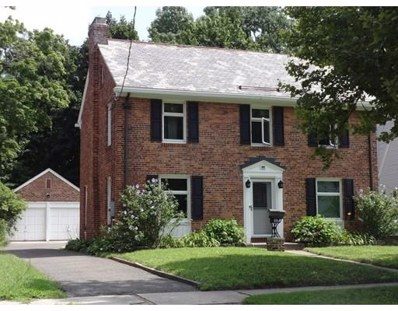 103 Gillette Ave, Springfield, MA 01118 - MLS#: 72379694