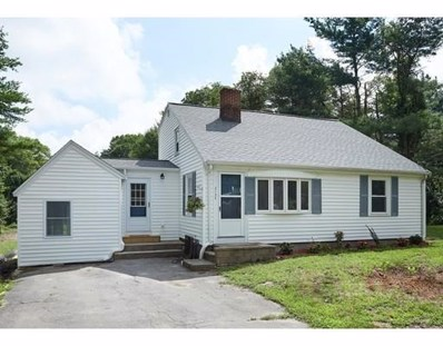 2122 Washington St, East Bridgewater, MA 02333 - MLS#: 72379818