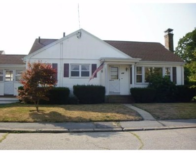 44 Tremont St, Dartmouth, MA 02748 - MLS#: 72379873