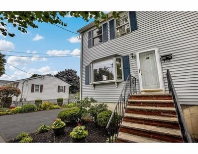 17 Morris St UNIT 1, Malden, MA 02148 - MLS#: 72380050