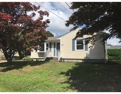 672 Grinnell St, Fall River, MA 02721 - MLS#: 72380230