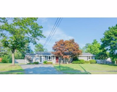 43 Sherwood Ave, Danvers, MA 01923 - MLS#: 72380350