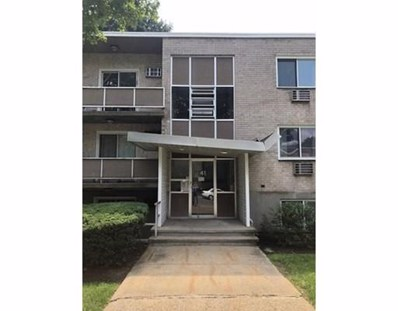 41 Lionel Ave UNIT D, Waltham, MA 02452 - MLS#: 72380392