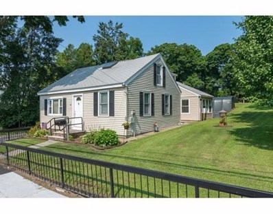 45 Oak St, Taunton, MA 02780 - MLS#: 72380560