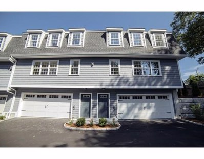 260 West St. UNIT 6, Quincy, MA 02169 - MLS#: 72381175