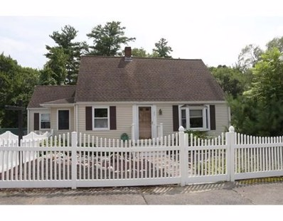23 Lincoln Ave, Holbrook, MA 02343 - MLS#: 72381180