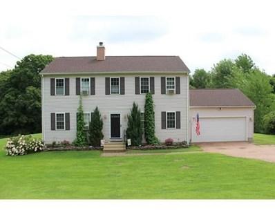 823 Little Rest Road, Warren, MA 01083 - MLS#: 72381207