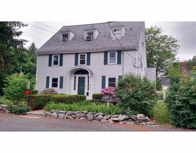 396 Willow St, Mansfield, MA 02048 - MLS#: 72381339
