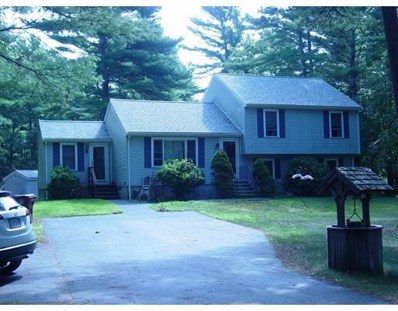 123 Colby Dr, Middleboro, MA 02346 - MLS#: 72381344