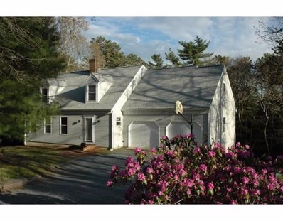 39 Popple Bottom Rd, Sandwich, MA 02563 - MLS#: 72381351