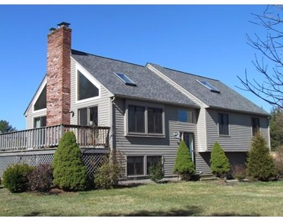 138 W River Rd, Uxbridge, MA 01569 - MLS#: 72381352