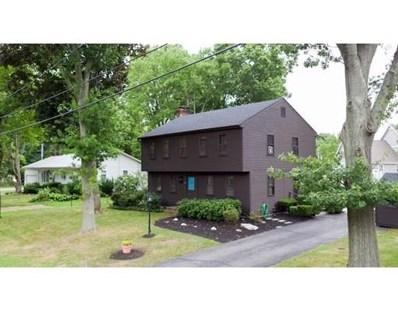 528 Lantern Ln, New Bedford, MA 02740 - MLS#: 72381699