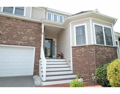 6 Indian Woods Way UNIT 6, Canton, MA 02021 - MLS#: 72381794