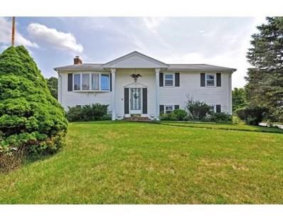 110 Donna Terrace, Taunton, MA 02780 - MLS#: 72381904