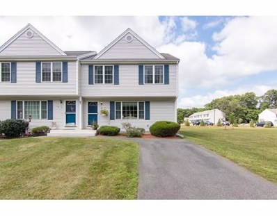 67 Steeple Chase Cir UNIT 2, Attleboro, MA 02703 - MLS#: 72382052