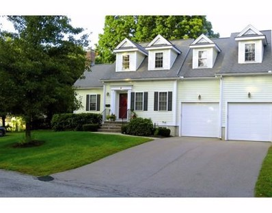 4 Palmer Ave UNIT 4, Natick, MA 01760 - MLS#: 72382258