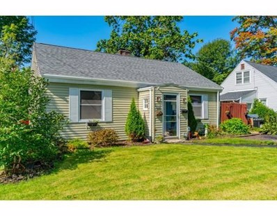151 Upper Beverly Hls, West Springfield, MA 01089 - MLS#: 72382349