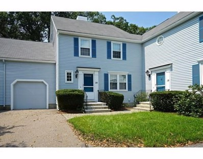 20 Fairway Cir UNIT 20, Natick, MA 01760 - MLS#: 72382446