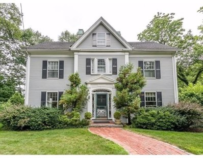 131 Bishopsgate Road, Newton, MA 02459 - MLS#: 72382615