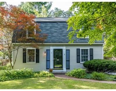 15 Princeton Rd, Wellesley, MA 02482 - MLS#: 72382618