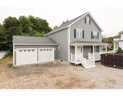 38 Fern St, Brockton, MA 02301 - MLS#: 72382701