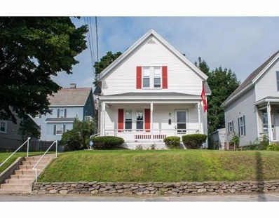 215 Boutelle Street, Fitchburg, MA 01420 - MLS#: 72382893