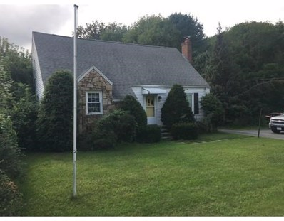 100 Thompson Rd, Webster, MA 01570 - MLS#: 72383315