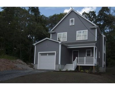 32 Corbin Street UNIT 32, Franklin, MA 02038 - MLS#: 72383323