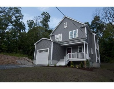 32 Corbin Street UNIT 32, Franklin, MA 02038 - MLS#: 72383324
