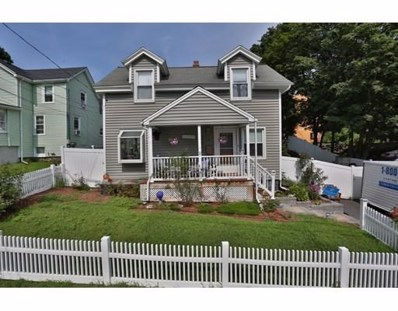 8 Garfield Ave, Woburn, MA 01801 - MLS#: 72383424