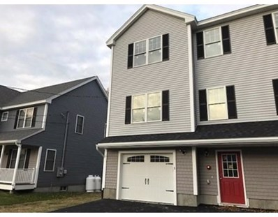 3 MacKenzie Way UNIT 3, Haverhill, MA 01832 - MLS#: 72383455