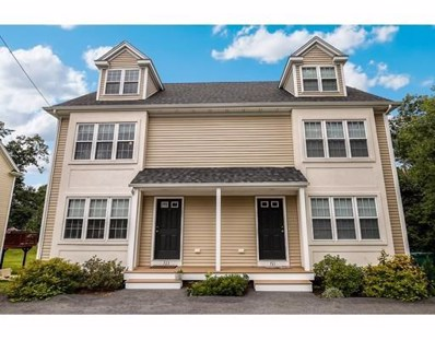 723 County St UNIT 723, Attleboro, MA 02703 - MLS#: 72383457