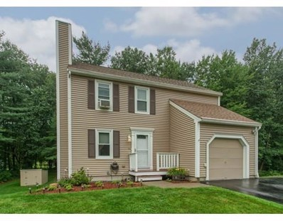 13 Arrowhead Rd UNIT 13, Leominster, MA 01453 - MLS#: 72383547