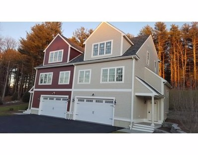 27 Valley Street UNIT 27, Norfolk, MA 02056 - MLS#: 72383916