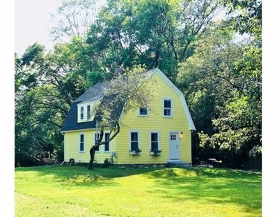 52 Ashland St, Holliston, MA 01746 - MLS#: 72383919