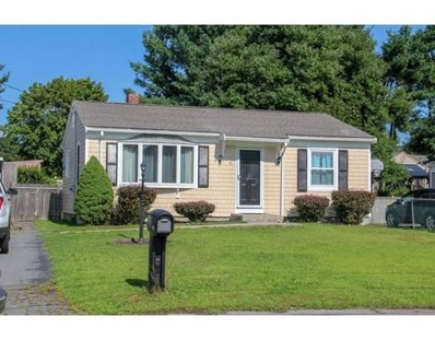 18 Blaze Rd, New Bedford, MA 02745 - MLS#: 72383922