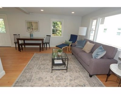 2-4 Norcross Circle UNIT 4, Arlington, MA 02474 - MLS#: 72383978