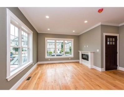 87 Sunnyside Street UNIT 87, Boston, MA 02136 - MLS#: 72383997