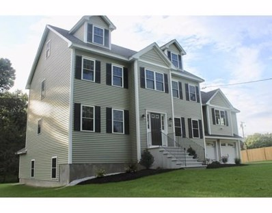 58 Dartmouth Drive, Billerica, MA 01821 - MLS#: 72384077