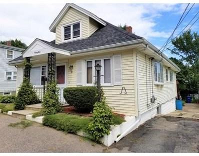 95 Arthur St, Braintree, MA 02184 - MLS#: 72384158