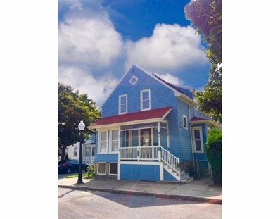 216 Arnold St, New Bedford, MA 02740 - MLS#: 72384633