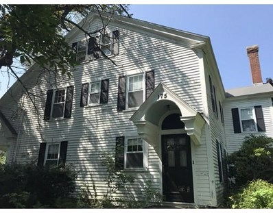 175 Paxton Street, Leicester, MA 01524 - MLS#: 72384800