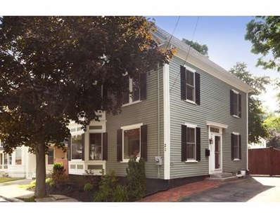 21 Barton St, Newburyport, MA 01950 - MLS#: 72385004