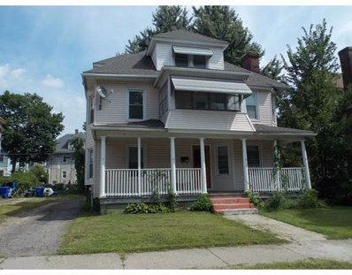 105 Westford Ave, Springfield, MA 01109 - MLS#: 72385158