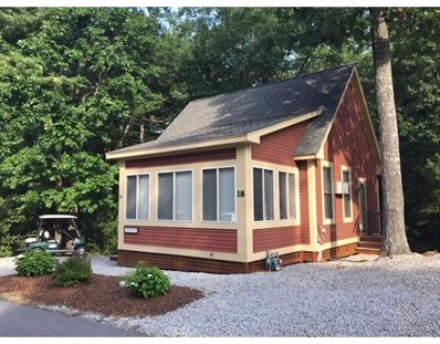 18 Whispering Pines Rd UNIT 18, Westford, MA 01886 - MLS#: 72385185