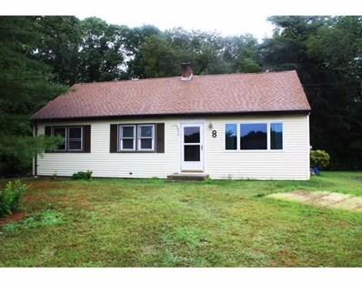 108 Myrtle Way, Tiverton, RI 02878 - MLS#: 72385202