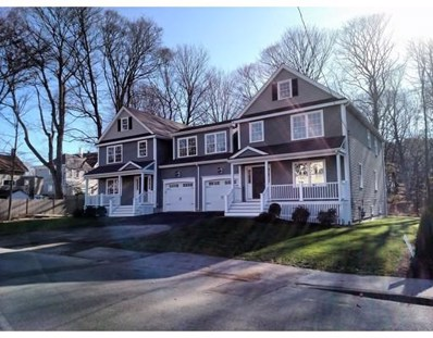4 Fisher Street UNIT 4, Natick, MA 01760 - MLS#: 72385252