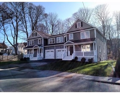 4 Fisher Street UNIT 4, Natick, MA 01760 - MLS#: 72385256