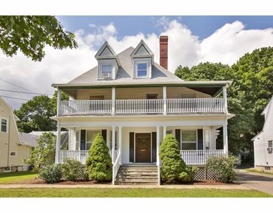 1601-1603 Centre Street, Newton, MA 02461 - MLS#: 72385295